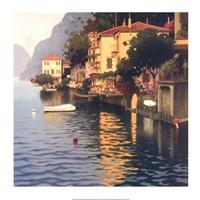 Reflejos en el lago Fine Art Print