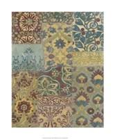 """Porcelain Mosaic I by Chariklia Zarris - 20"""" x 24"""""""