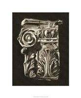 Roman Relic III Framed Print