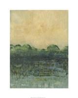 Viridian Marsh I Giclee