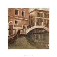 """Canal View II by Ethan Harper - 22"""" x 22"""""""