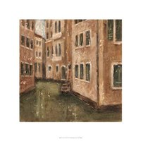 """Canal View III by Ethan Harper - 22"""" x 22"""""""
