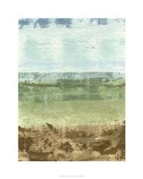 """Extracted Landscape I by Megan Meagher - 24"""" x 30"""", FulcrumGallery.com brand"""