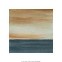 """14"""" x 14"""" Beach Ocean"""