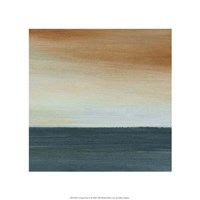 """Coastal Vista V by Ethan Harper - 14"""" x 14"""""""