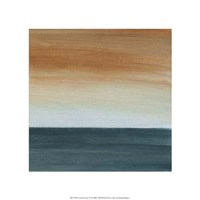 "Coastal Vista VI by Ethan Harper - 14"" x 14"""