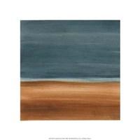 "Coastal Vista VII by Ethan Harper - 14"" x 14"""