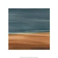 "Coastal Vista VIII by Ethan Harper - 14"" x 14"""