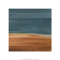 "Coastal Vista IX by Ethan Harper - 14"" x 14"""