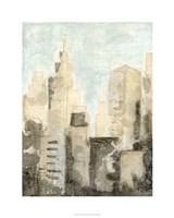 "Metropolis II by Megan Meagher - 25"" x 30"", FulcrumGallery.com brand"