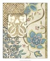 "Nouveau Tapestry II by Chariklia Zarris - 18"" x 22"""