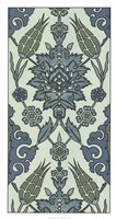 "Mediterranean Panel I by Gerard Paul Deshayes - 18"" x 34"""
