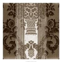 "Vintage Wallpaper IV by Gerard Paul Deshayes - 22"" x 22"""