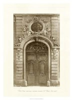 "Ornamental Door I by Marcel Lambert - 22"" x 30"" - $45.49"