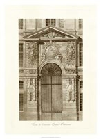 "Ornamental Door II by Marcel Lambert - 22"" x 30"" - $45.49"