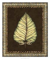 "Safari Leaves I by Gerard Paul Deshayes - 22"" x 26"""