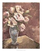 April's Bouquet I Framed Print