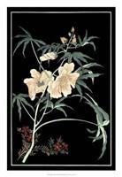 """Midnight Floral II - 18"""" x 26"""""""