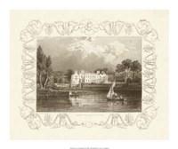 """Views Of England IV - 19"""" x 16"""", FulcrumGallery.com brand"""