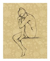"Sophisticated Nude IV by Ethan Harper - 16"" x 20"""