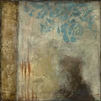 Teal Patina IV by Jennifer Goldberger - various sizes