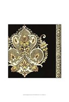 "Small Regal Adornments II by Chariklia Zarris - 13"" x 19"" - $12.99"