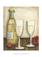 "Champagne by Megan Meagher - 10"" x 13"""