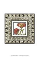 "Printed Floral Potpourri IV - 13"" x 19"""