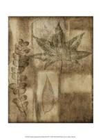 "Custom Impressed On Patina III by Nancy Slocum - 10"" x 13"""