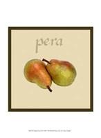 Italian Fruit II Framed Print