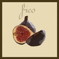 Italian Fruit VI Framed Print