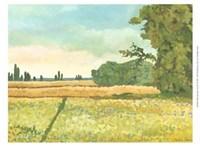 "Mini Western Vista IV by Chariklia Zarris - 13"" x 10"""