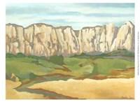 """Mini Western Vista VI by Chariklia Zarris - 13"""" x 10"""""""