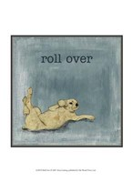 """Roll Over by Alicia Ludwig - 10"""" x 13"""""""