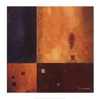 "Water Garden I by Don Li-Leger - 28"" x 28"""