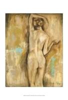 Nude Gesture II Fine Art Print