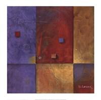 """Water Garden II by Don Li-Leger - 28"""" x 28"""""""