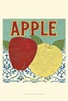 Apple Of My Eye (Pp) Framed Print