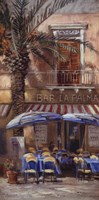 Bar La Palma Fine Art Print