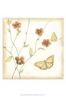 "Butterfly Branch by June Erica Vess - 13"" x 19"""