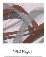 "Mint Ripple II by John James Audubon - 10"" x 12"""