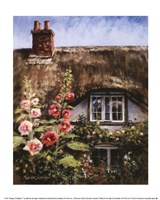 Cottage Of Delights II Fine Art Print