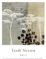 "Lace I by Tandi Venter - 10"" x 12"""