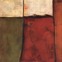 "Series Esmero II by Nancy Villarreal Santos - 28"" x 28"""
