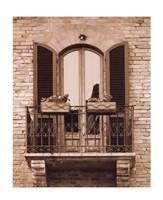 Italian Moments I Framed Print