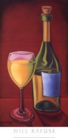 White Wine Fine Art Print