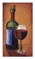 Red Wine Fine Art Print