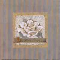 """Rose Soap by Carol Robinson - 6"""" x 6"""""""