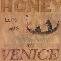 "Venice by Eugene Tava - 24"" x 24"""