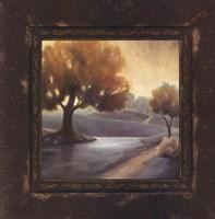 """Rustic Landscape I by Carol Robinson - 24"""" x 24"""""""